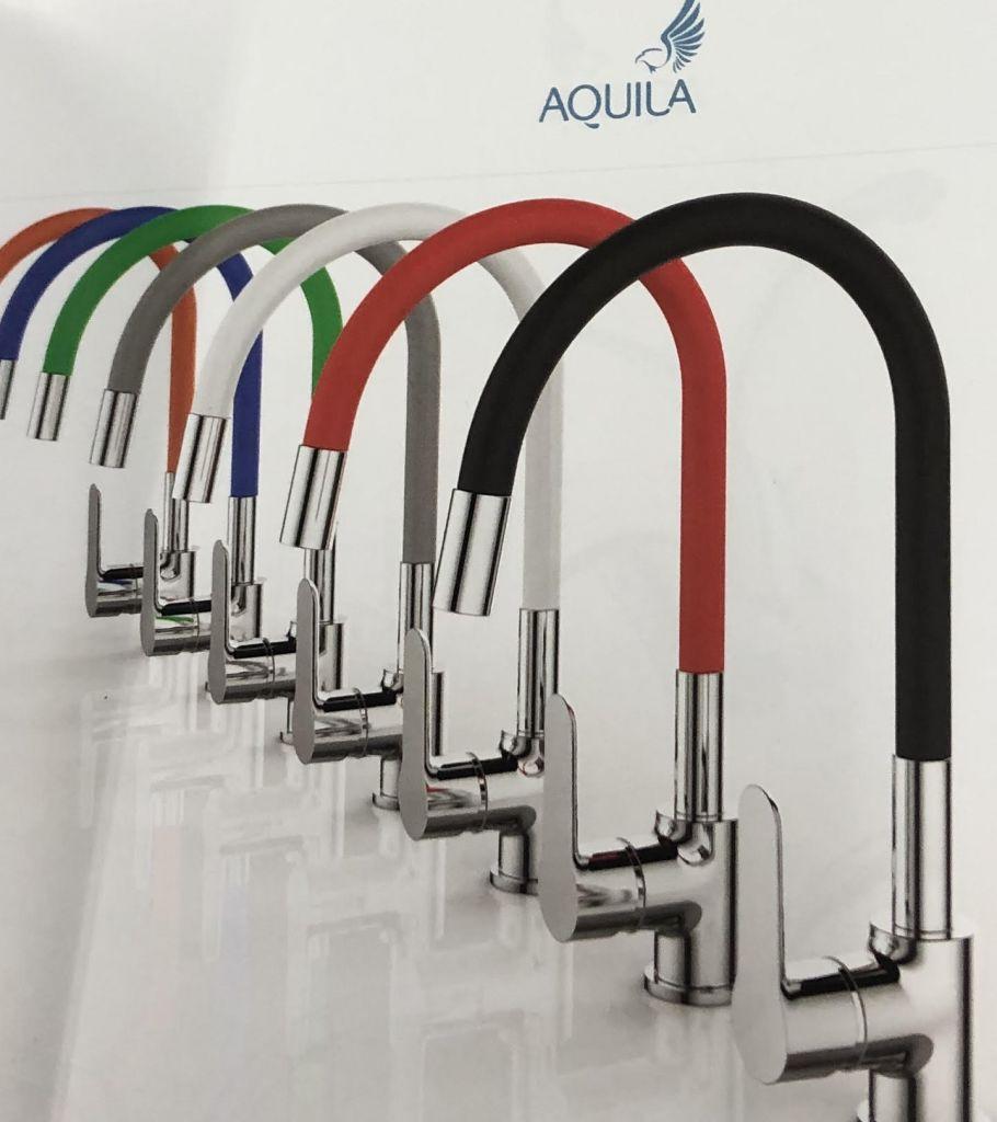 ברז מעוצב יפה ומקצועי של AQUILA