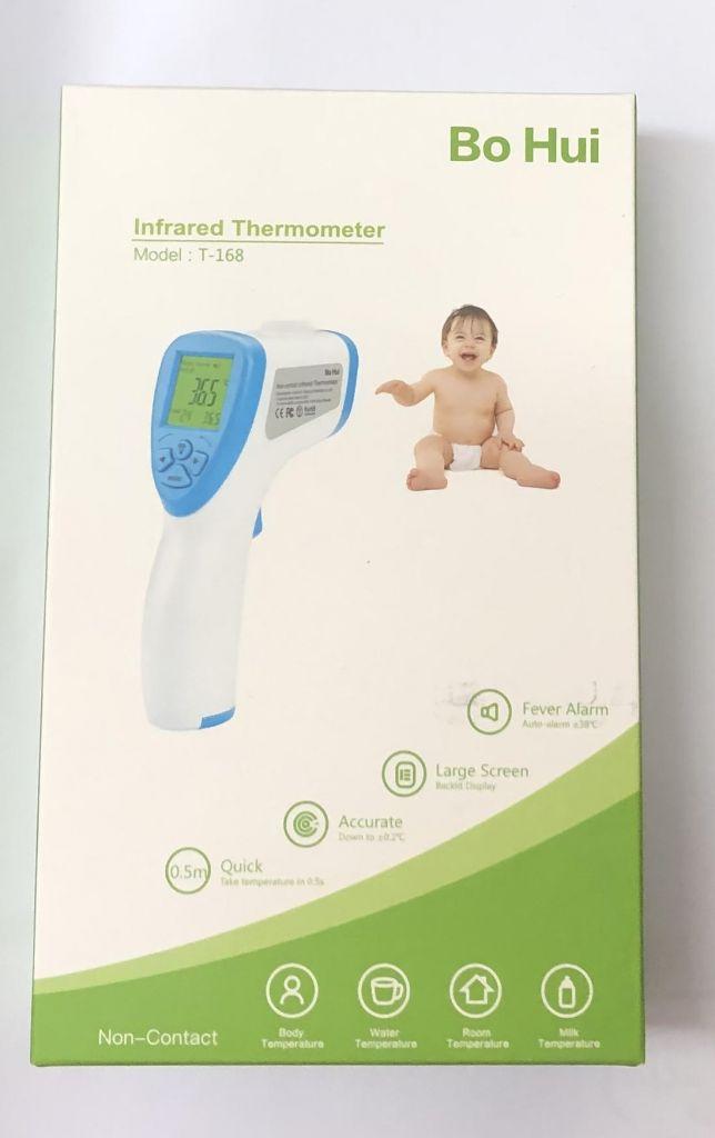 מודד חום ללא מגע T-168