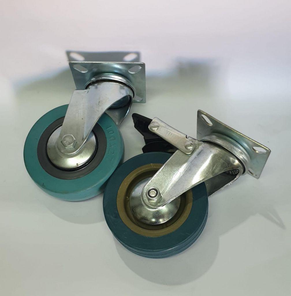 גלגלי גומי