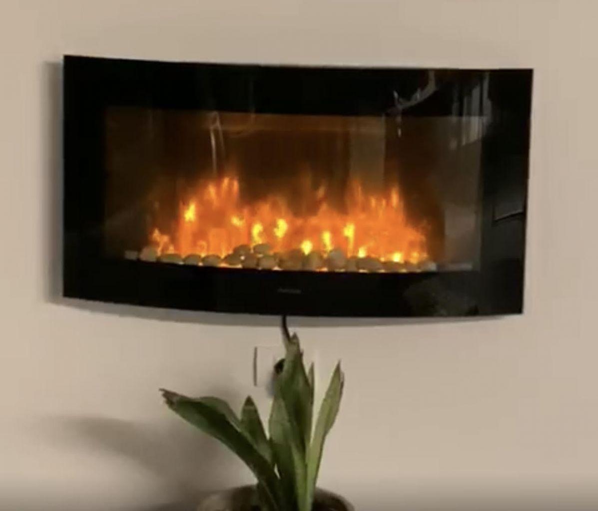 תנור חימום קמין