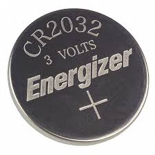 סוללה שטוחה 2032 Energizer