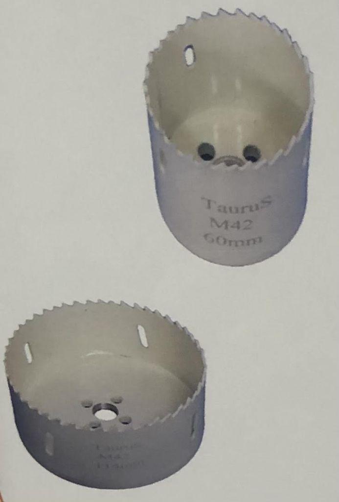 מקדח כוס מקצועי Taurus