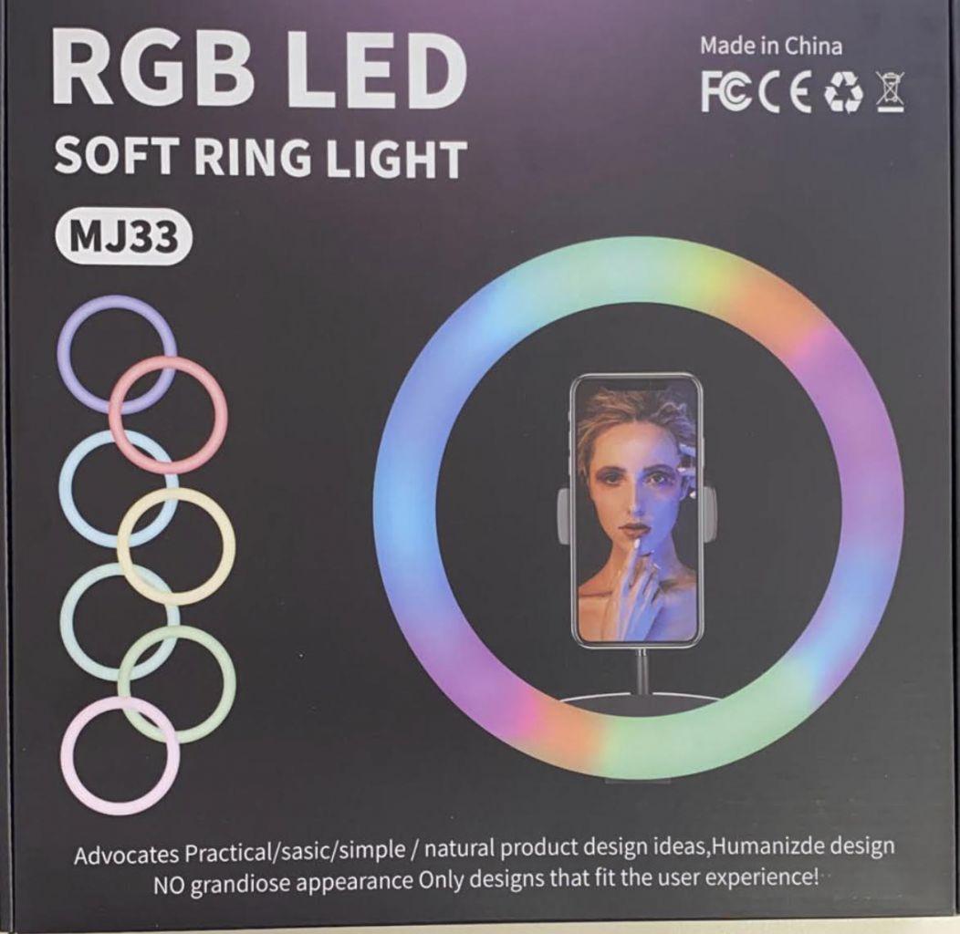 טבעת אור לתצלומים