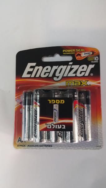 סוללות AA Energizer